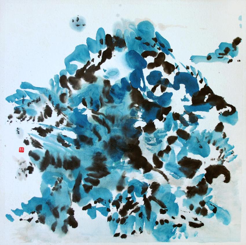 modern chinese artist