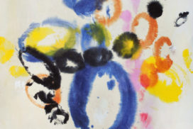 dots, circles, joy, colors, Abstract Expressionism, Miro, joy, stars