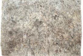 encaustic, wax, abstract landscape, color field