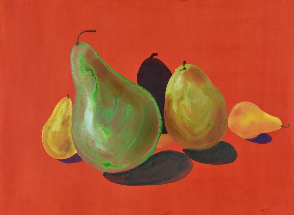 still life, fruit, modern motif, minimal, design, Morandi, Matisse, pop art, composition