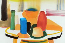 still life, fruit, modern motif, minimal, design, Morandi, Matisse, composition